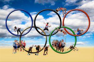 オリンピック夏