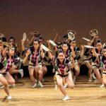 阿波踊り舞台